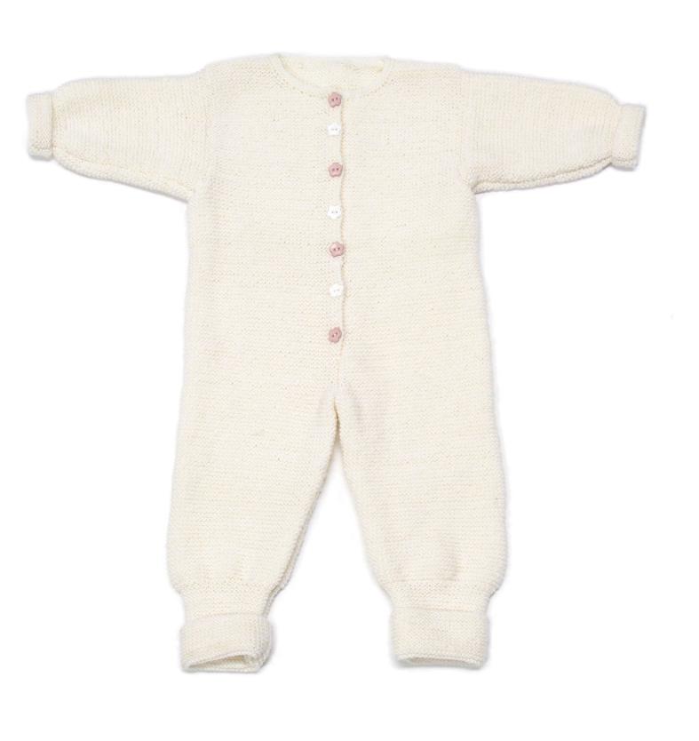 Vauvan villahaalari vastasyntyneelle (16/32)